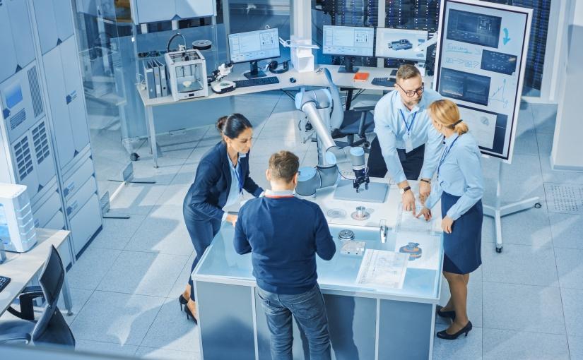 Fraunhofer: MoSyS gestaltet die Zukunft der deutschen Ingenieursarbeit