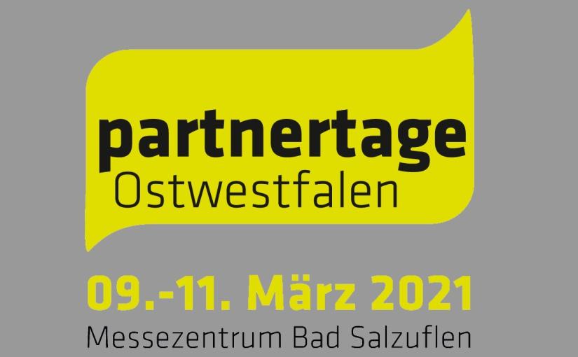 Diesmal März - soweit in Pandemie-Zeiten erlaubt... - Grafik: Partnertage Ostwestfalen