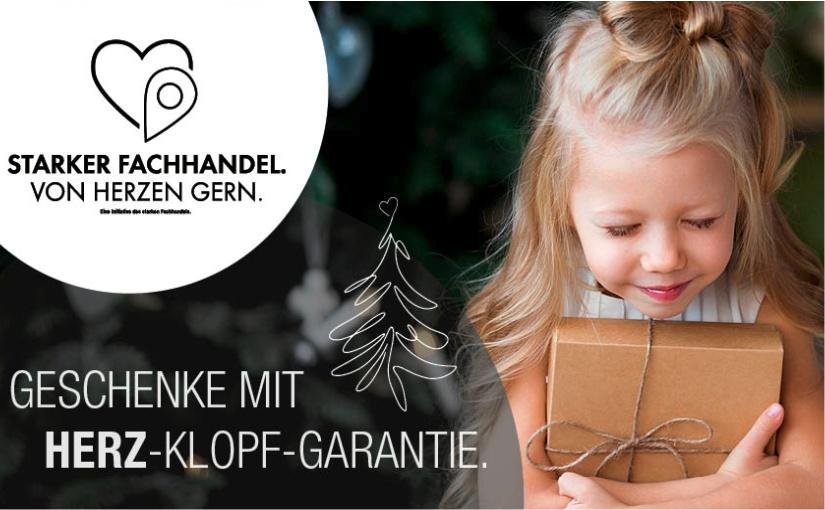 EK setzt Fachhandel zum Weihnachtsgeschäft emotional in Szene!