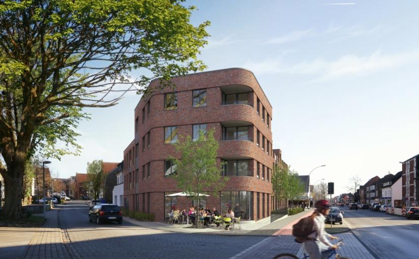 Grant Immobilien erweitert östlich der Münsterstraße seine Kapazitäten