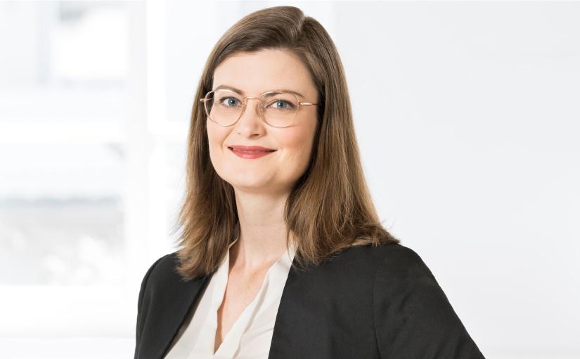 Informiert am 26. Januar im Online-Seminar zu den aktuellen Corona-Hilfen: Britta ten Haaf aus dem Unternehmensservice der Wirtschaftsförderung Osnabrück (WFO). - Foto: WFO