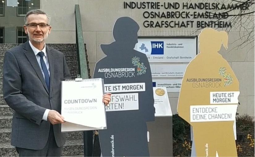 Osnabrück: Countdown für regionales Internetportal zur Ausbildung