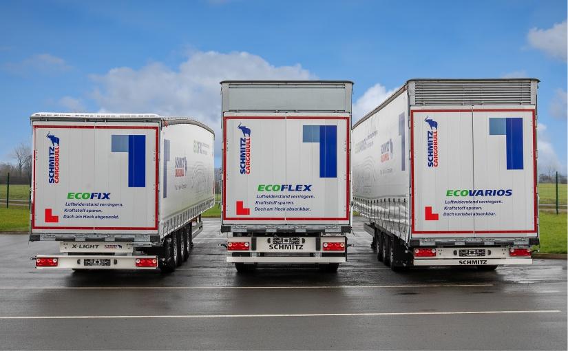 Förderungswürdig: Intelligente Trailer-Technologien von Schmitz Cargobull. - Foto: Schmitz Cargobull