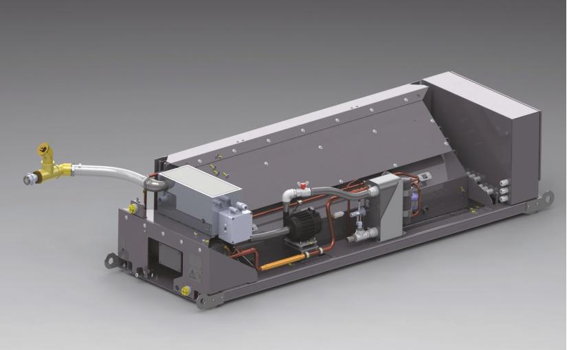 Das Batteriekühlsystem zeta.rail von technotrans. - Foto: technotrans SE