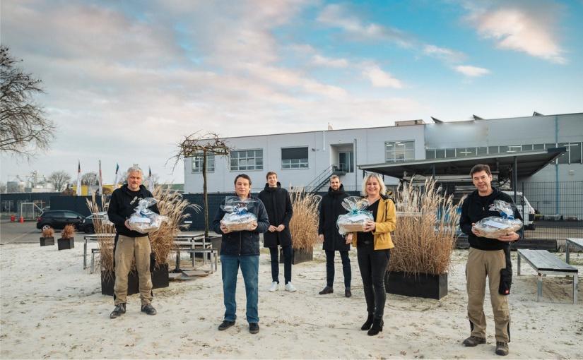Venschott Fenstersysteme GmbH  feiert 140 Jahre Betriebszugehörigkeit