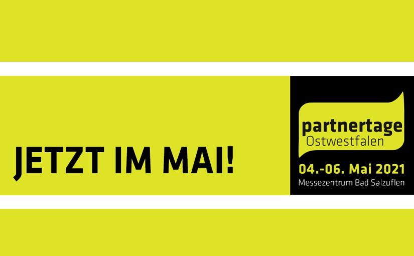 Branchentreffen Partnertage Ostwestfalen: Neuer Termin Anfang Mai