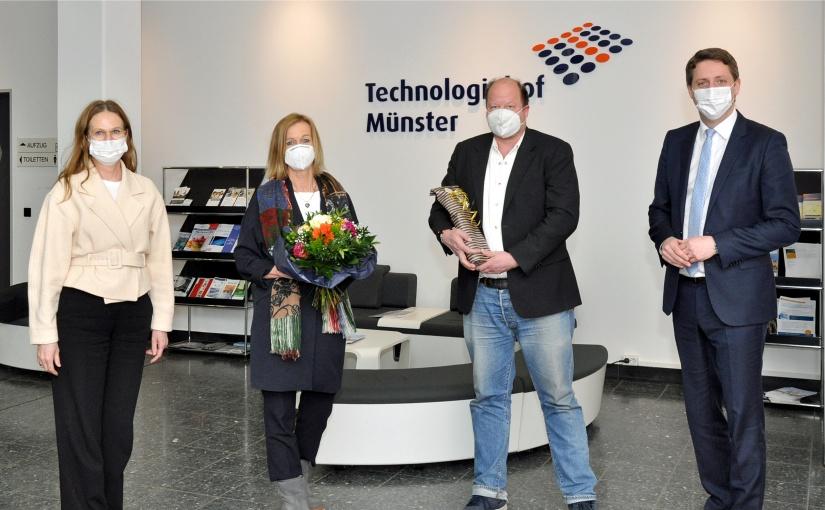 WFM: Vorsitz im Aufsichtsrat der Technologieförderung Münster neu besetzt