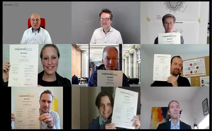 Münsterland: Coaches stärken Innovationsfähigkeit der Unternehmen