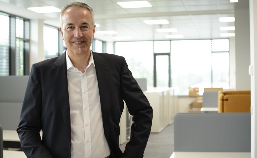 Andreas Grieger, Leiter Global Human Resources bei Weidmüller, ist jetzt auch als Lehrbeauftragter an der TH OWL tätig. - Foto: Weidmüller