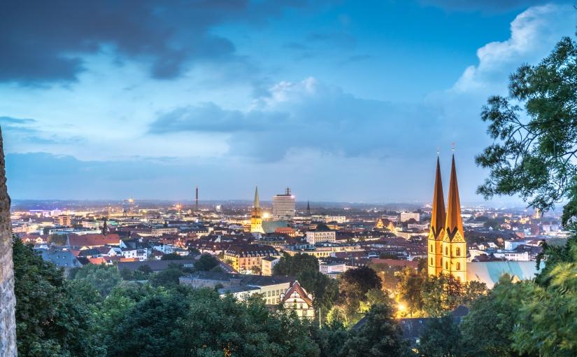 Wegen Corona 2020 nur halb so viele Hotelgäste in Bielefeld