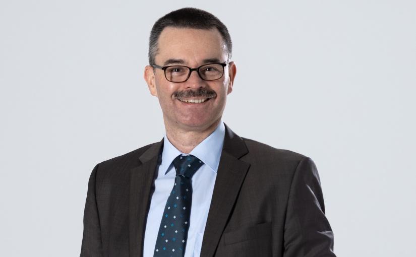 Alexander Dolipski gehört ab 1.2.21 zum Vorstand der DENIOS AG . - Foto: DENIOS AG