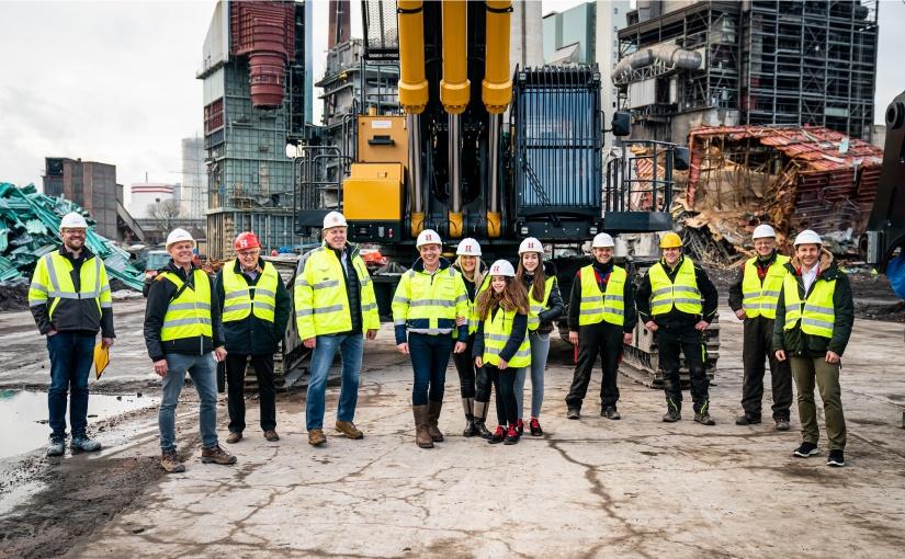 Erfolgreiche Zusammenarbeit zwischen Hagedorn und Kiesel. - Foto: Hagedorn