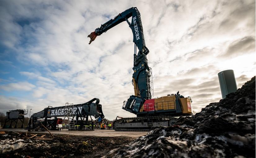 Erster Einsatzort ist das ehemalige Steag-Kraftwerk in Lünen. - Foto: Hagedorn