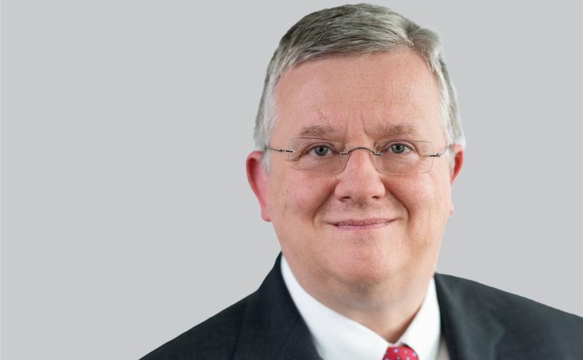 Thilo Brodtmann, Hauptgeschäftsführer des VDMA. -Foto: VDMA