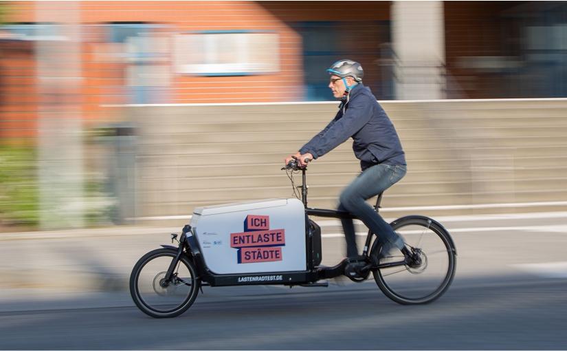 Lastenfahrräder: Lingen fördert den Kauf mit maximal €500