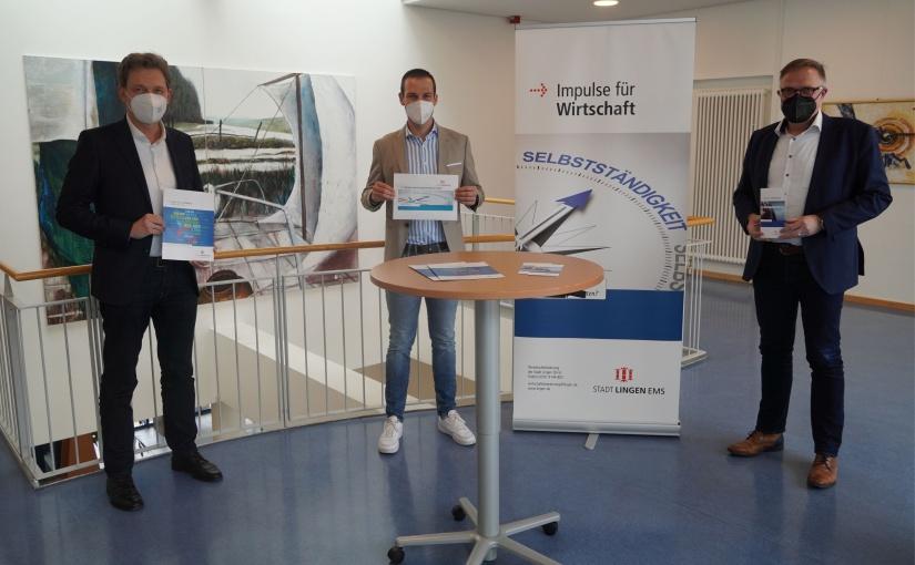 Stadt Lingen: Existenzgründungen auch in der Krise ein großes Thema