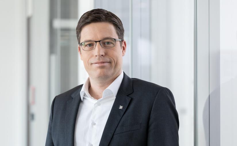 Dr. Timo Berger, Vertriebsvorstand, Weidmüller Gruppe. - Foto: Weidmüller