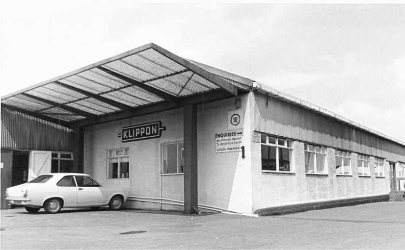Am Firmensitz der Klippon Electricals Ltd. begann vor mehr als 60 Jahren die Klippon-Erfolgsgeschichte in Großbritannien.