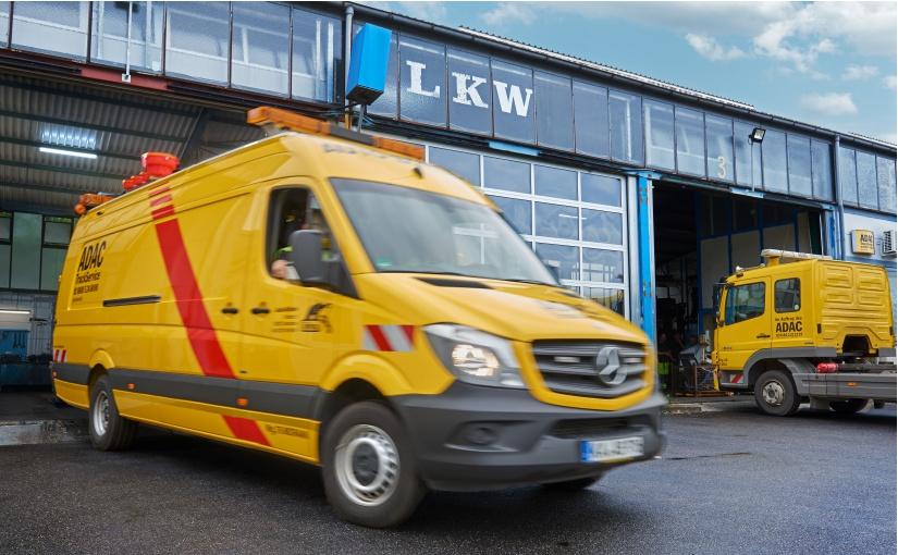 ADAC Truckservice: FahrzeugschutzPlus sichert auch Reparaturkosten ab