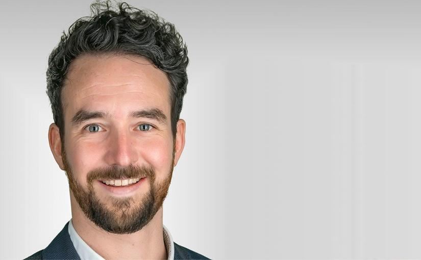 Dr. Matthias Baldinger, CEO und Gründer der conteo AG