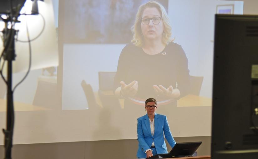 Fachtagung: Austausch an der FH Münster über Zirkuläre Wertschöpfung