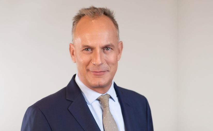 VDMA-Präsident Karl Haeusgen. - Fot: VDMA