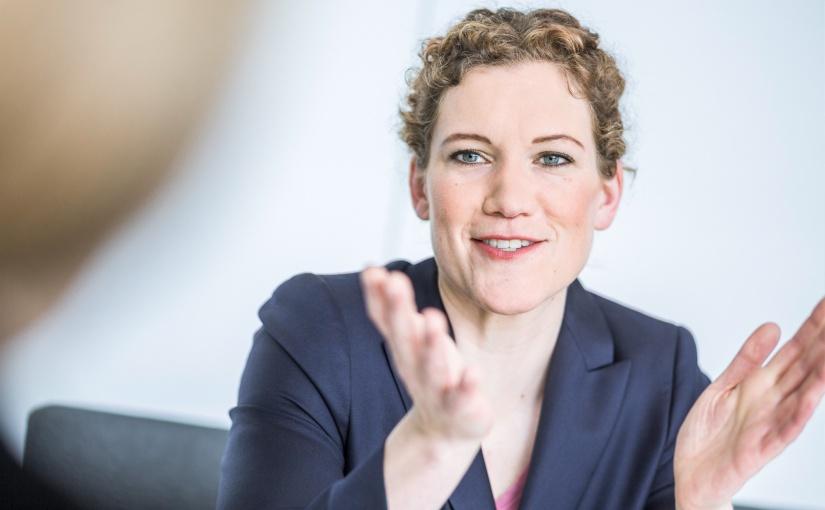 Kathrin Fricke, Geschäftsführerin Personal und Organisation bei WAGO. - Foto: WAGO