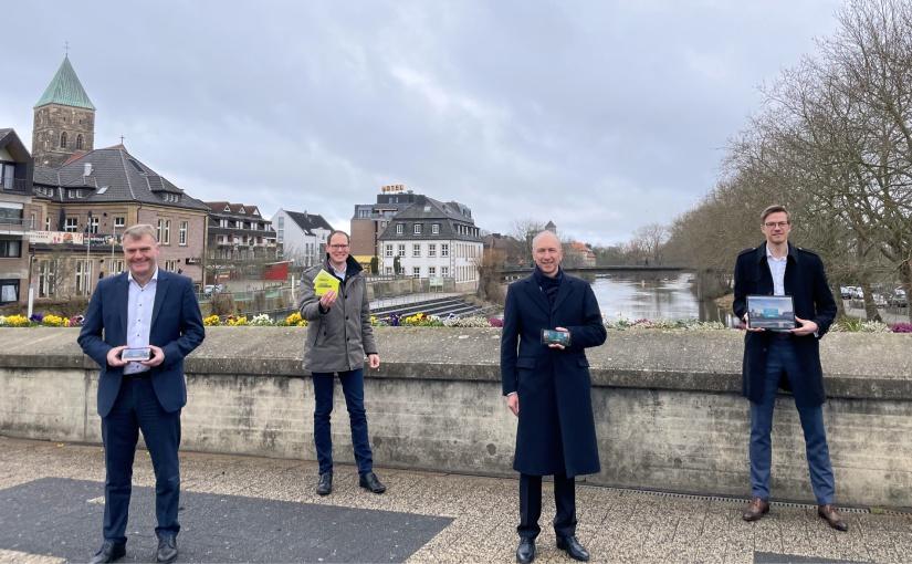 Digitaler Rheine-Gutschein startet mit 20%-Bonus-Aktion