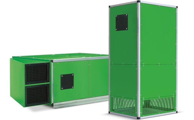 Wärme auf den Punkt: die neuen Universal-Heizautomaten von Remko