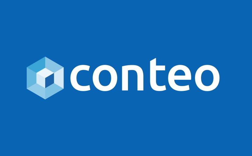 Logo: conteo