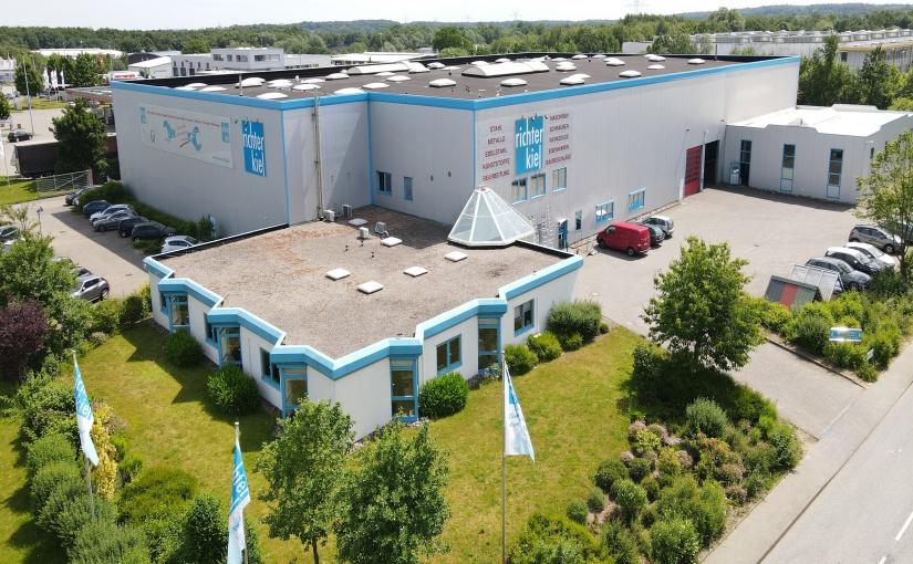 Die Firma Adolf Richter – Stahl-Metalle-Kunststoffe GmbH in Kiel arbeitet zukünftig mit einem GWS Warenwirtschaftssystem. - Foto: Adolf Richter – Stahl-Metalle-Kunststoffe GmbH
