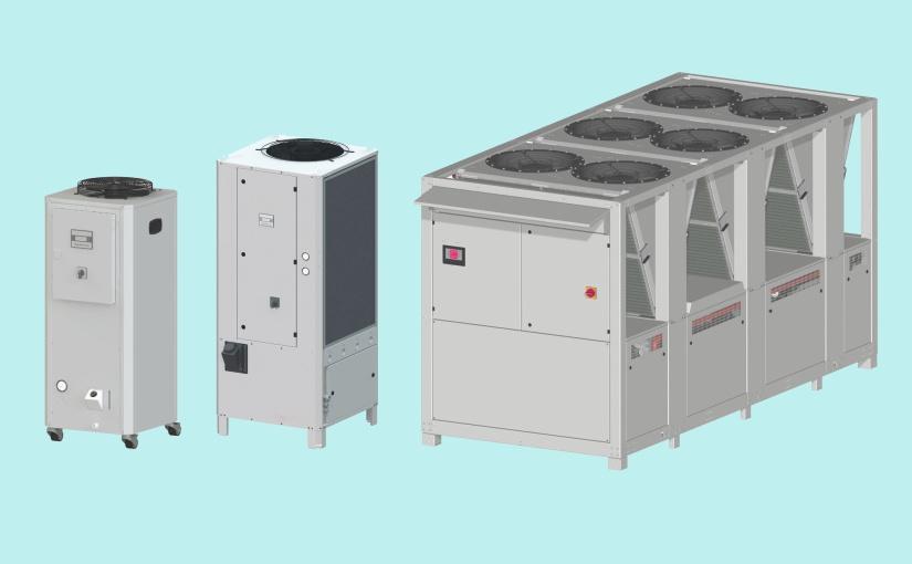 Universell: technotrans bringt modularen ECOtec.chiller auf den Markt