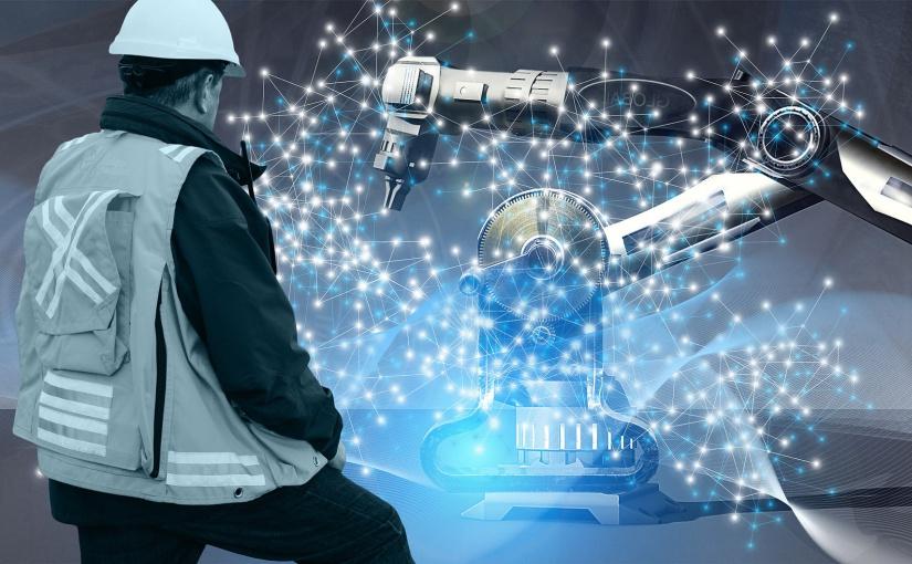VDMA Studie KI: immer mehr Maschinenbauer und Startups finden zusammen