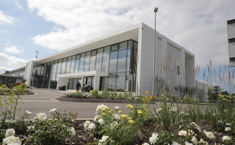 HARTING Gruppe: Logistikzentrum mit iF DESIGN AWARD 2021 ausgezeichnet