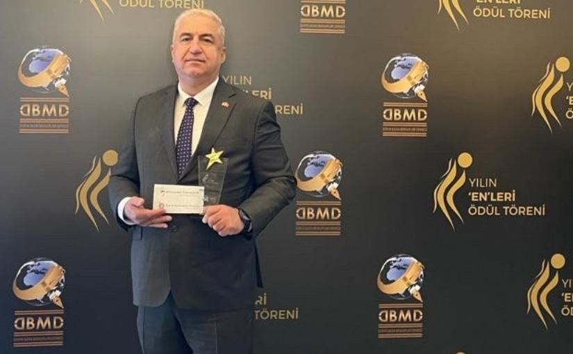 Universal Transport in der Türkei als beste Spedition ausgezeichnet