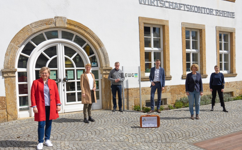 Gesundheitsregion Münsterland: Erfolgreicher Workshopauftakt in Rheine