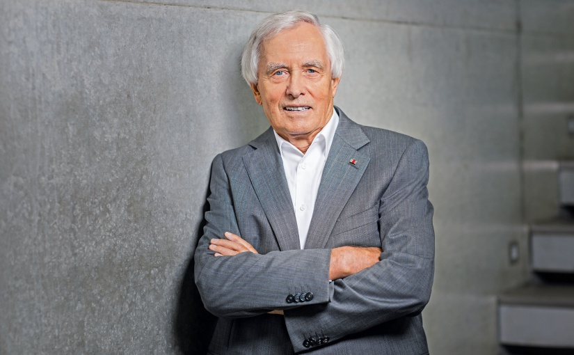 Anton Hettich (†) war Unternehmer mit Herz und Leidenschaft. - Foto: Hettich