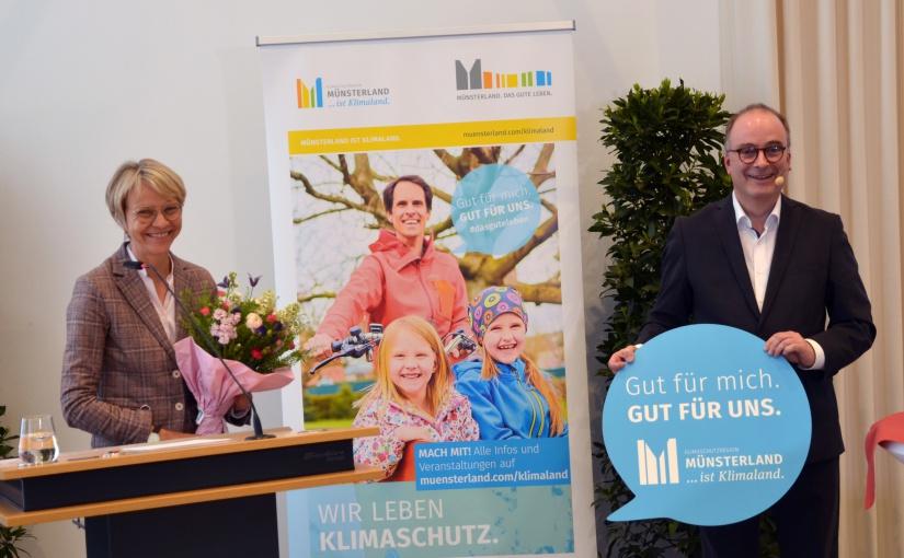 Münsterland ist Klimaland! Region startet gemeinsame Klimakampagne