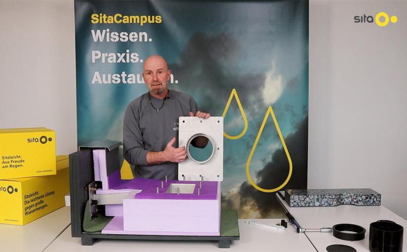 Einbauvideo SitaTurbo Max Umkehrdach: Thomas Dreisilker erläutert in 3:36 Minuten alles Wichtige zum Produkt. - Foto: Sita