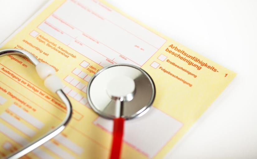 Krankenstand in NRW: Münster weit unter dem Landesdurchschnitt
