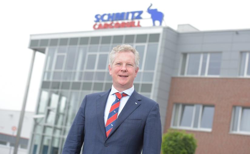 Andreas Schmitz, Vorstandsvorsitzender Schmitz Cargobull AG. - Foto: Schmitz Cargobull