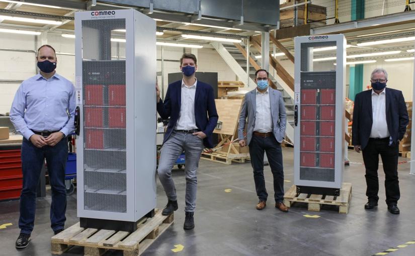 Commeo will Produktionskapazitäten deutlich steigern