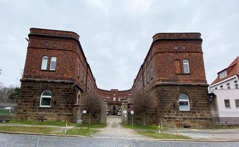 Das historische Fort B auf dem Gelände des RailCampus OWL in Minden. - Foto: OWL GmbH / MAdriaans