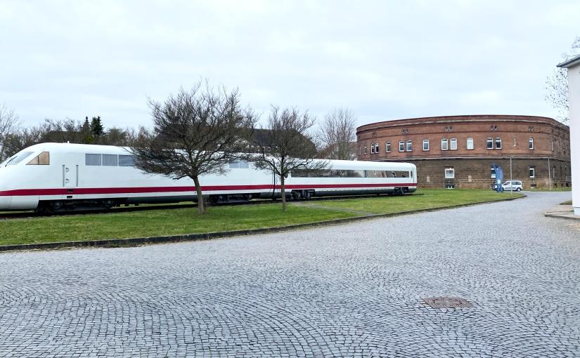 Gelände RailCampus OWL mit Blick auf das historische Fort B. - Foto: OWL GmbH / MAdriaans
