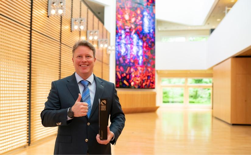 HARTING har-modular® gewinnt German Innovation Award 2021
