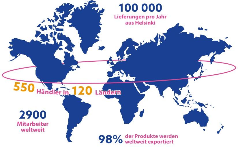 Planmeca ist weltweit der größte Dentalgerätehersteller in privater Hand. - Bild: Planmeca