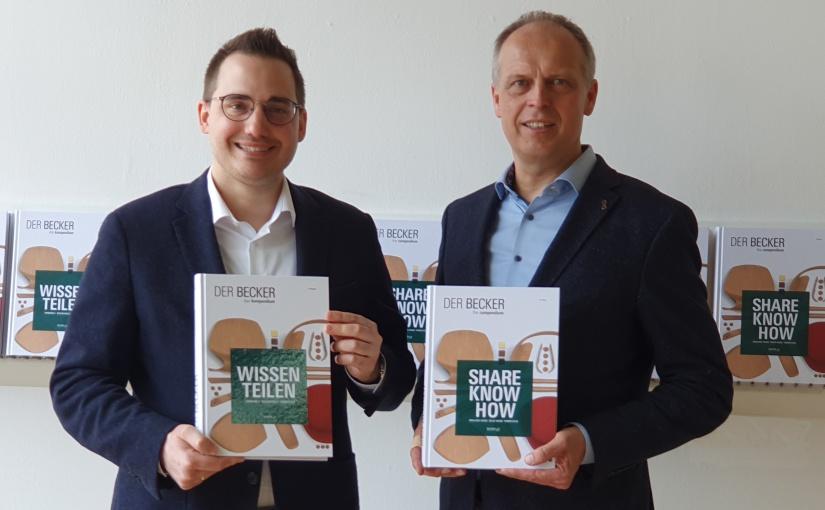 Becker 4. Auflage: Beliebtes Nachschlagewerk zum Thema Holz und Vlies