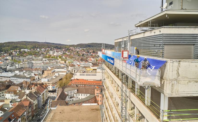 Goldbeck: Es tut sich was am Hochhaus Kesselbrink in Bielefeld