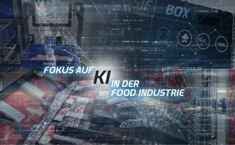 Wie drei Unternehmen KI für die Lebensmittelbranche nutzbar machen