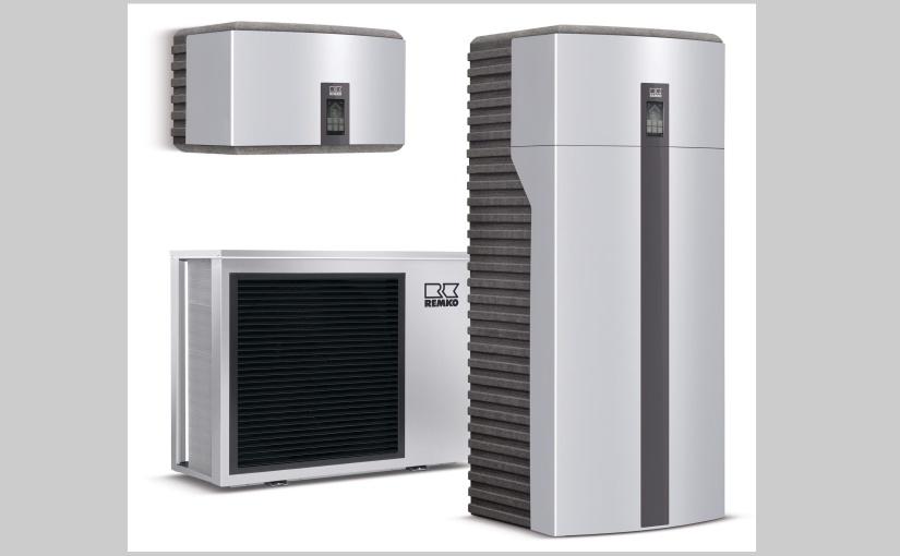 Die Modellreihe umfasst jetzt den Bereich von 1 bis zu 32 kW und ist auch mit integriertem Speicher zu haben. - Bilder: REMKO GmbH & Co. KG, Lage